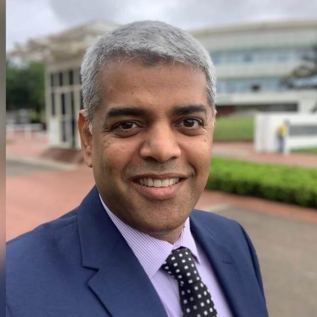 Deepak Chandran