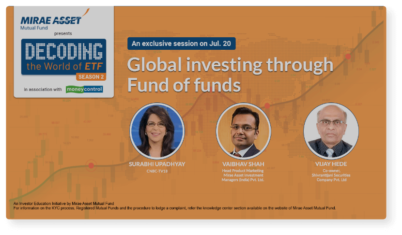 Global investing through fund of funds