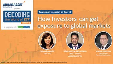 How Investors can get exposure to global markets