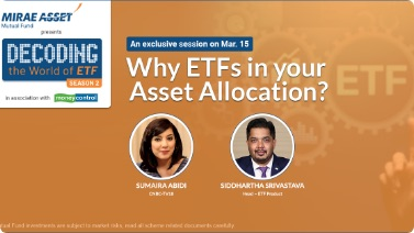 Why ETFs in your Asset Allocation