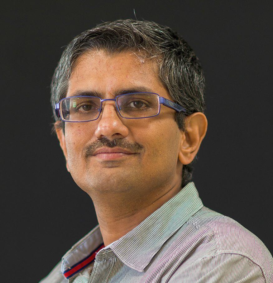 Shailesh Kumar Davey
