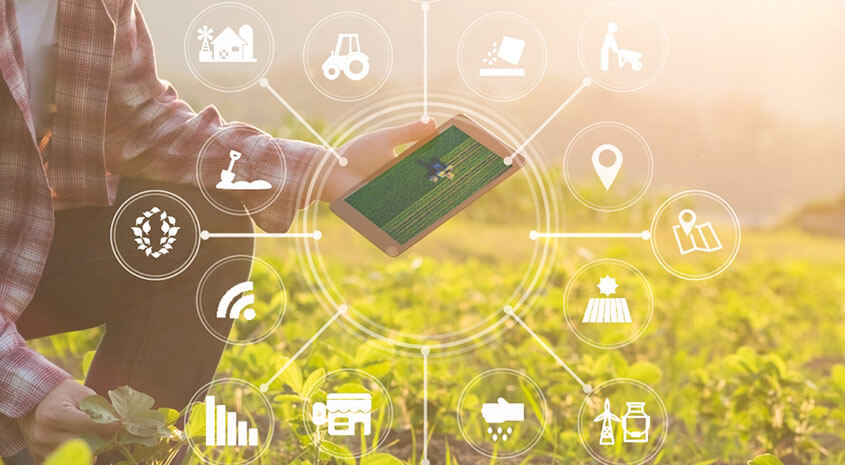 Driving the Evolution of Agriculture - Advanced Technologies that Empower Farmers
