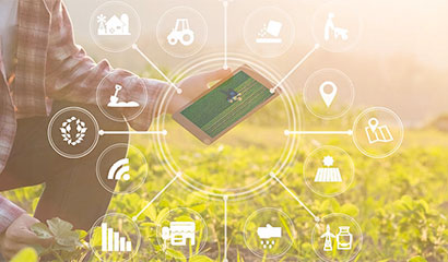 Driving the Evolution of Agriculture - Advanced Technologies that Empower Farmers'