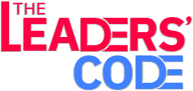 leader code logo