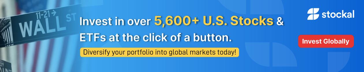Invest Globally on a Single Platform